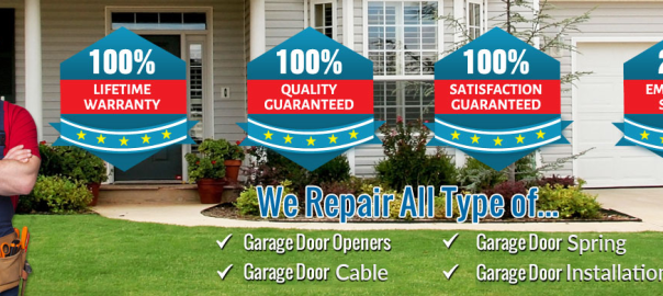 Why You Need Trained Technicians For Garage Door Repair?
